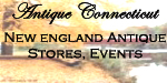 antique connecticut banner